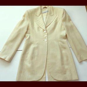Lillie Ruben design, long car coat.